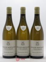 Chassagne-Montrachet 1er Cru La Romanée Paul Pillot (Domaine) 2011