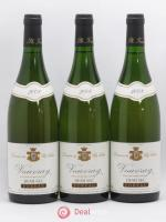 Vouvray Demi-Sec Clos Naudin Philippe Foreau 2008
