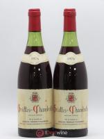 Griotte-Chambertin Grand Cru Domaine Pernot-Fourrier 1976