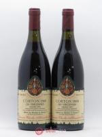 Corton Grand Cru Les Vergennes Tastevinage Allexant 1988