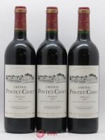 Château Pontet Canet 5ème Grand Cru Classé 1999