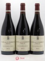 Clos des Lambrays Grand Cru Domaine des Lambrays 2015