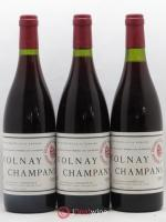 Volnay 1er Cru Champans Marquis d'Angerville (Domaine) 1999