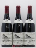 Clos de Vougeot Grand Cru Vieilles Vignes Château de la Tour 2005