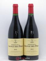 IGP Pays d'Hérault Grange des Pères Laurent Vaillé 2012