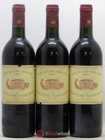 Pavillon Rouge du Château Margaux Second Vin 1984