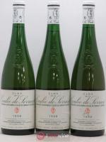 Savennières Clos de la Coulée de Serrant Vignobles de la Coulée de Serrant Nicolas Joly 1998