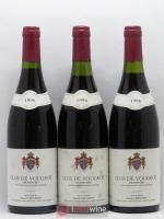 Clos de Vougeot Grand Cru Pascal Chevigny 1996