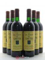 Les Hauts de Smith Second vin 1986