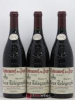 Châteauneuf-du-Pape Vieux Télégraphe (Domaine du) Vignobles Brunier 1998