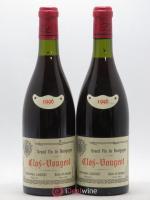 Clos de Vougeot Grand Cru Dominique Laurent 1996