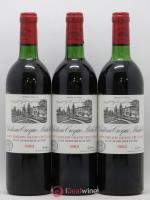 Château Croque Michotte 1983