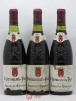 Châteauneuf-du-Pape Domaine des Chanssaud 1979