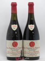 Vosne-Romanée François Lamarche Tête de cuvée La grande rue 1986