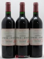 Château Lynch Bages 5ème Grand Cru Classé 1998