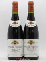 Corton Grand Cru Le Corton Bouchard Père & Fils 1990