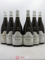 Meursault Les Narvaux Chavy-Chouet Vieille Vigne 1992