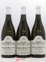 Puligny-Montrachet Enseignères Chavy-Chouet 1990