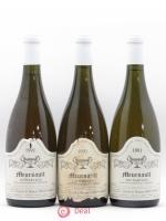 Meursault Les Narvaux Chavy-Chouet 1991