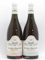 Puligny-Montrachet Les Levrons Chavy Chouet 1992