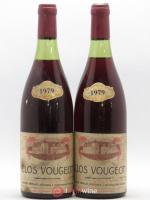 Clos de Vougeot Grand Cru Charles Noëllat 1979