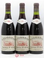 Gigondas Domaine Michel Bernard Château St-André 1985