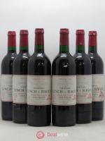 Château Lynch Bages 5ème Grand Cru Classé 1995
