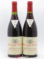 Châteauneuf-du-Pape Château  Rayas Reynaud 2000