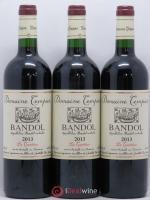 Bandol Domaine Tempier La Tourtine Famille Peyraud La Courtine 2013