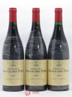 IGP Pays d'Hérault Grange des Pères Laurent Vaillé 2007