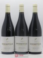 Hermitage Greffieux Bessards (capsule blanche) Bernard Faurie 2010
