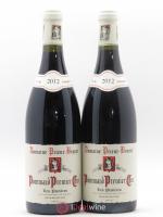 Pommard 1er Cru Les Platieres Domaine Prieur Brunet 2012