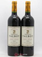 Château Talbot 4ème Grand Cru Classé 2004