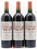 Les Tourelles de Longueville Second Vin 1999