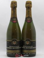 Champagne Monopoles Alfred Rothschild Blanc de Blancs