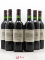 Premières Côtes de Bordeaux Château Rodrigue 1998