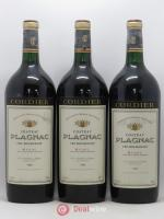 Château Plagnac Cru Bourgeois 1989