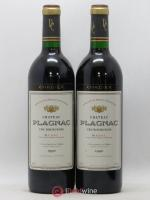 Château Plagnac Cru Bourgeois 1990