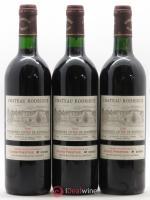 Premières Côtes de Bordeaux Château Rodrigue 2000