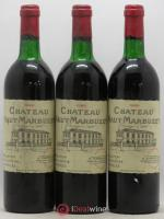 Château Haut Marbuzet 1986