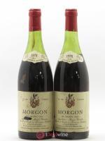 Morgon Les Grands Cras Delafond Moreau 1978