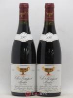 Clos de Vougeot Grand Cru Musigni Gros Frère & Soeur 2007