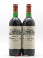 Château Malescasse Cru Bourgeois Exceptionnel 1984