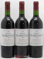 Saint-Émilion Grand Cru Château Martinet 1998