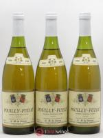 Pouilly-Fuissé De Saissey 1989