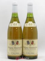 Puligny-Montrachet 1er Cru Les Folatieres De Saissey 1990
