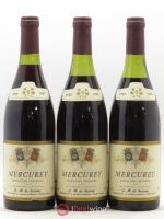 Mercurey De Saissey 1989