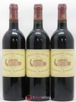 Pavillon Rouge du Château Margaux Second Vin 1999