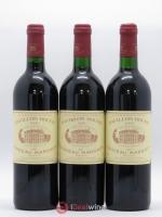 Pavillon Rouge du Château Margaux Second Vin 1996