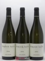 Bourgogne Aligoté Anne Boisson 2016